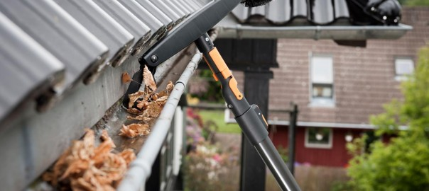 Maintain the Gutters